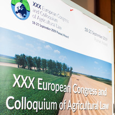XXX European Congress of Agricultural Law in Poznań