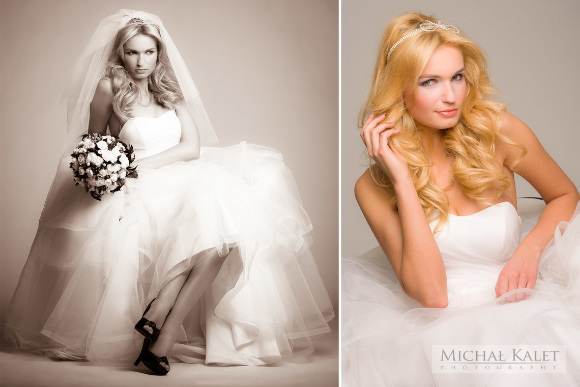 Wedding Session made by Michał Kalet Photography. Beautifull Bride.